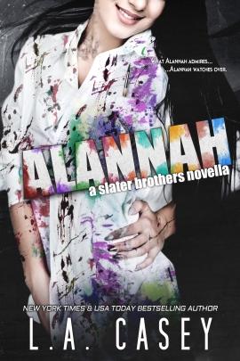 Alannah - eBook